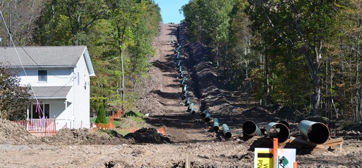 Pipeline Right Of Way Agreements Pipleline Negotiation Attorney